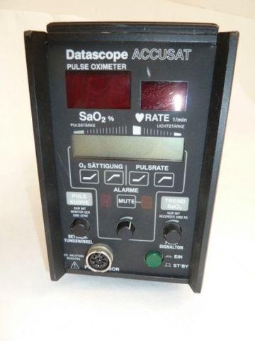 Datascope Accusat Puls Oximeter Oxymeter A – Bild 3