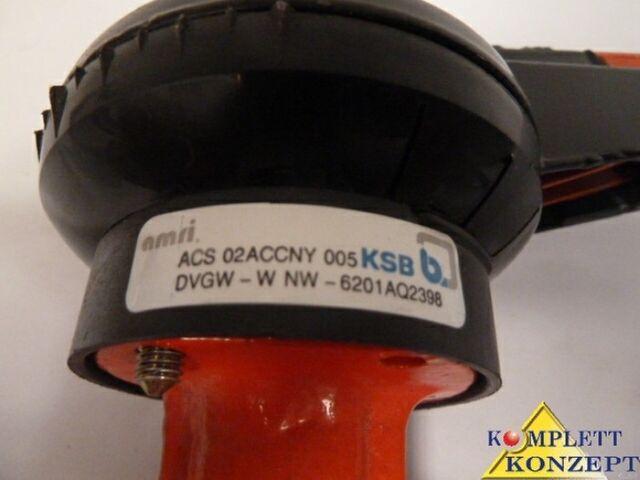 KSB amri BOAX-S ACS 02ACCNY 005 Klappe Absperrventil Abstellhahn Drosselklappe – Bild 5