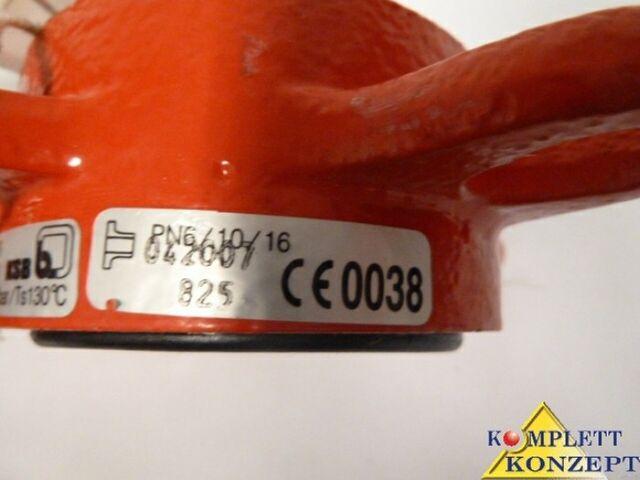 KSB amri BOAX-S ACS 02ACCNY 005 Klappe Absperrventil Abstellhahn Drosselklappe – Bild 7