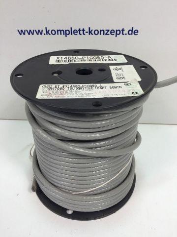 (1,38€/m) Kabel Signalleitung Leitung 2-22 AWG  0,32mm 2-24, YR 47060, 50m  – Bild 1