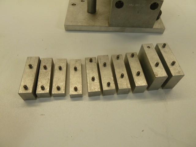 Schüco 280 223 280223 Schneidwerkzeug Schneidewerkzeug Basispresse FW 50+ Kompaktwerkzeug – Bild 7