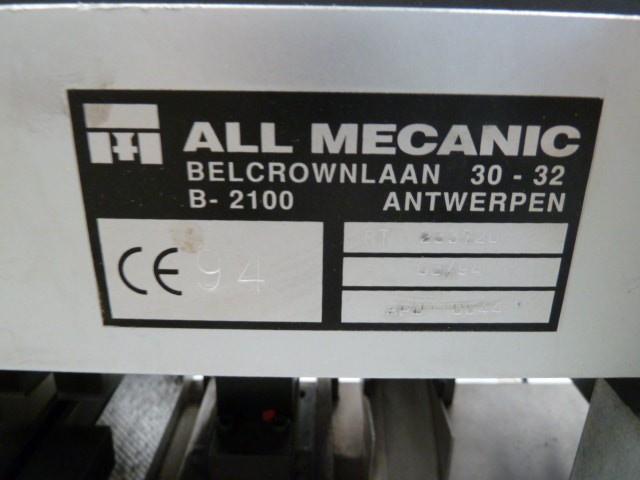 ALL Mecanic RT 233720 APO 0044 pneumatische Presse – Bild 2