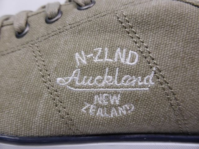NZA New Zealand Tupuna Low Men Canvas Schuhe Leinenschuh Sneaker EU - 41 – Bild 6