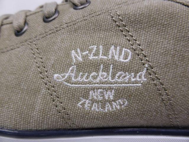 NZA New Zealand Tupuna Low Men Canvas Schuhe Leinenschuh Sneaker EU - 41 – Bild 6