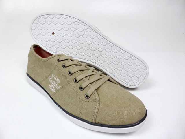 NZA New Zealand Tupuna Low Men Canvas Schuhe Leinenschuh Sneaker EU - 41 – Bild 7