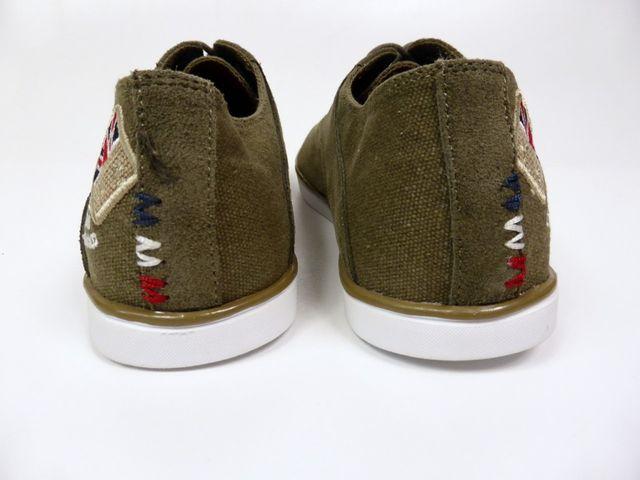 NZA New Zealand Piha Low Men Schuhe Leinenschuh Sneaker EU - 41 – Bild 4