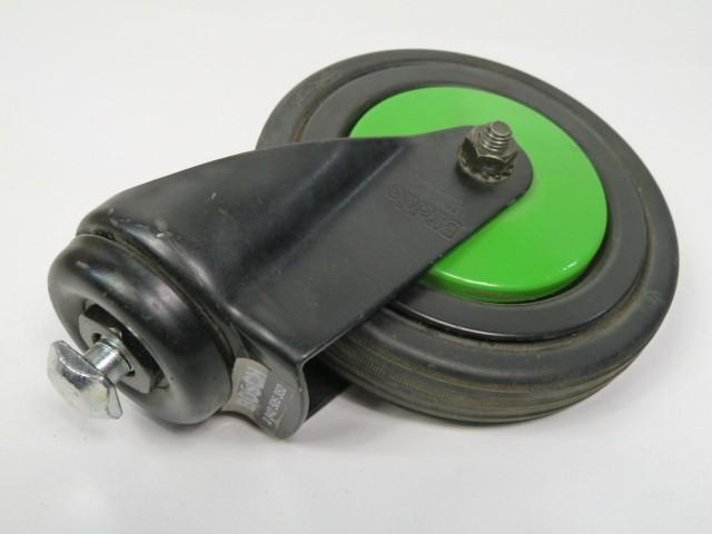 Bosch Rexroth Rolle 3 842 505 352 Rad 3842505352 Lenkrolle125x25mm  – Bild 4