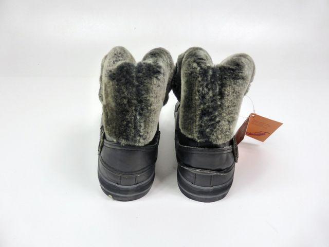 Spicy Schnürboots Boots Stiefel Damenstiefel Damenschuh Halbstiefel – Bild 4