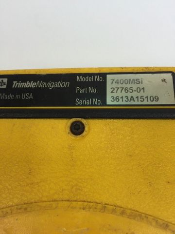 Trimble 7400 GPS Receiver.  Model MSI – Bild 2