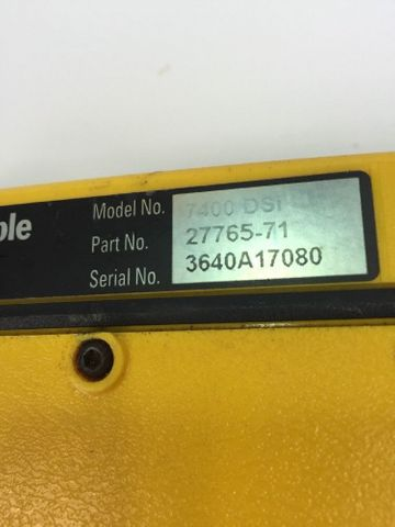 Trimble 7400 GPS Receiver.  Model DSI – Bild 3