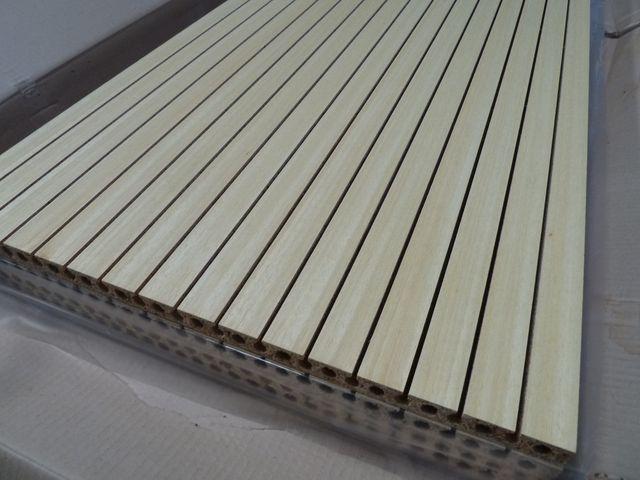 Deweton Akustikplatte Akustikelement Schalldämmung 2600x604mm  – Bild 1
