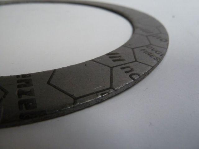 Frenzelit novaphit SSTC Graphitdichtungsmaterial Dichtung 273x220x2mm – Bild 2