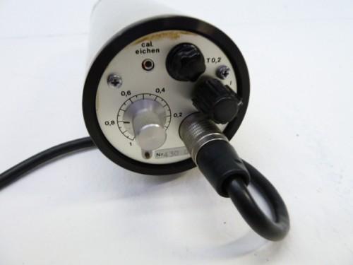 Heimann Strahlungsthermometer KT 22 Messgerät – Bild 4