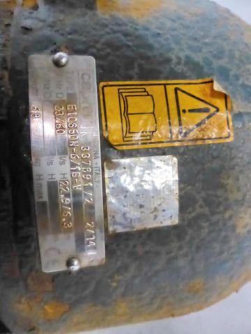 caprari MAC612/2A-8 Tauchmotor Tauchpumpe Unterwasserpumpe Pumpe Neupreis 1797 € – Bild 4