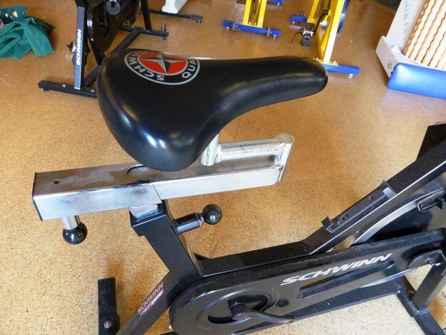 Professionelles Schwinn Spinner Cycle Cycling Bike Fitnessrad Heimtrainer – Bild 3