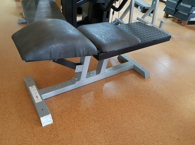 gym80 Profi Fitnessgerät Kraftstation Bauchmuskelbank Bauchtrainer Bachbeuger Gym 80 – Bild 1