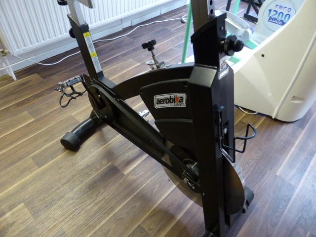 Professionelles Aerobika Trebispin Indoorrad Cycle Cycling Bike Fitnessrad Heimtrainer – Bild 5