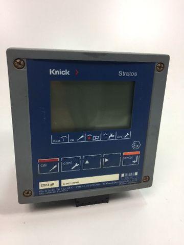 Knick Stratos 2201 X pH Analysenmessgerät Profibus – Bild 1