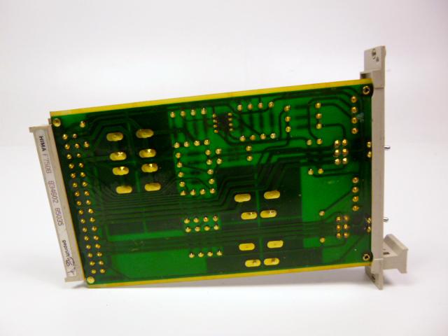 HIMA F7508 F 7508 Bypass Modul Steckkarte Eurocard – Bild 4