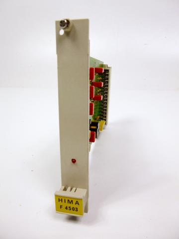 HIMA F4503 F 4503 Steckkarte Eurocard – Bild 4
