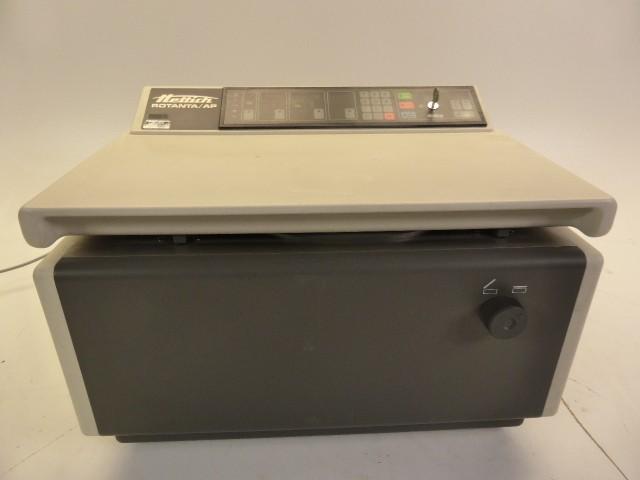 Hettich Rotanta /AP Laborzentrifuge Zentrifuge Typ 4302 mit Rotor 5094A – Bild 1