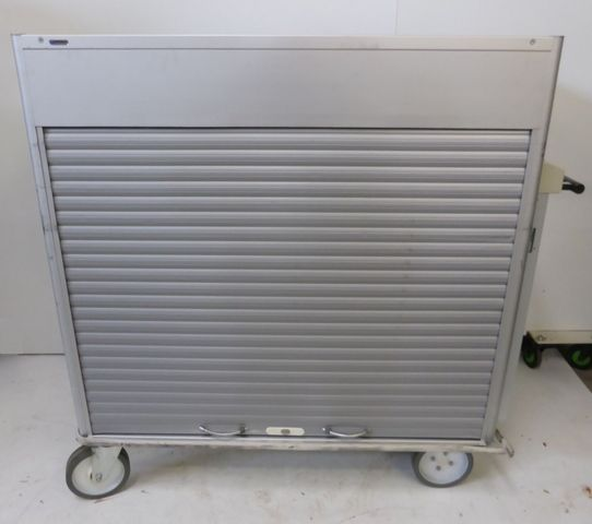 Neopost Elektrisches Neomobil 24V Postmöbel Postwagen Postsortierung – Bild 1