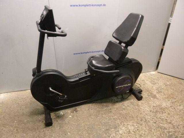 Stairmaster Stratus 3900 Profi Fitnessgerät Liege Ergometer Ergo Sitzergometer  – Bild 1