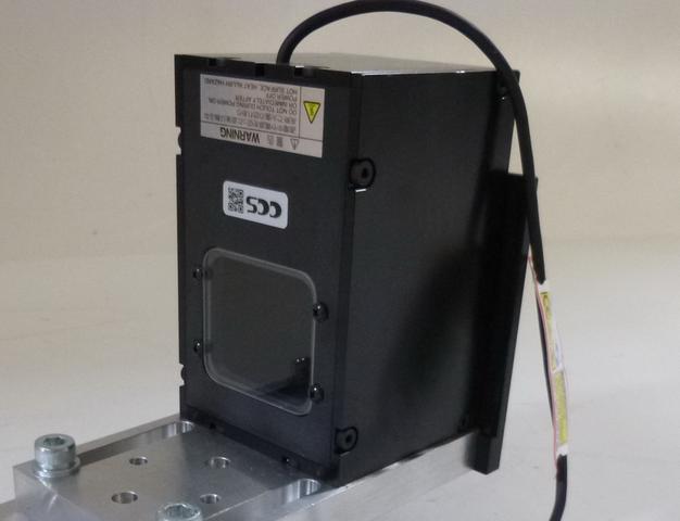 CCS Amerika Omron LFV2-50RD LED Auflichtbeleuchtung LFV2 50RD Coaxial Lights – Bild 1