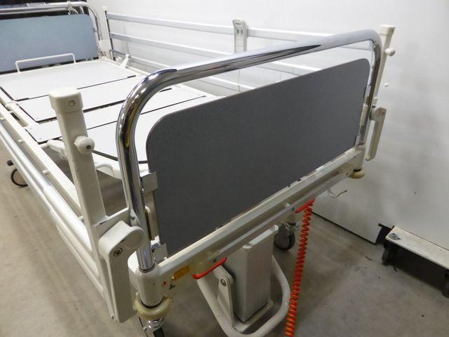 Arnold Hill Room  A4-62-E 47 Intensiv Pflegebett Krankenbett Patientenbett Bett – Bild 12