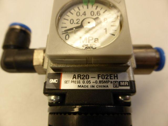 SMC AR20-F02EH Druckregler Regler Wartungseinheiten – Bild 2