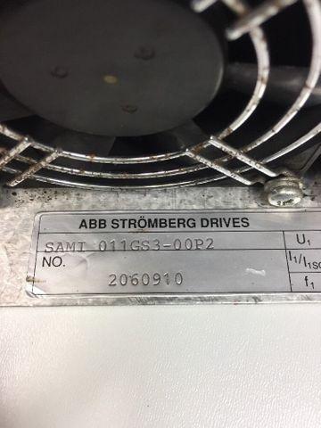 ABB Strömberg Drives SAMI 011GS3 -00P2, 18/24A – Bild 4