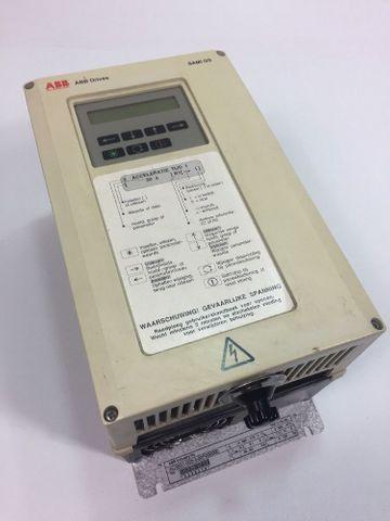 ABB ACS 501-005-3-00P200000  SAMI GS mit Manueller Regelung 6,2 - 8,1 A Frequenz – Bild 1