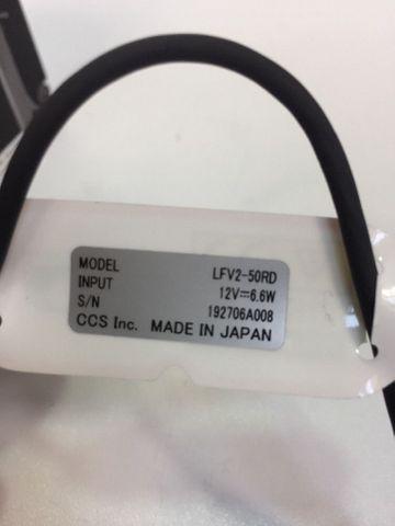 CCS Amerika Omron LFV2-50RD LED Auflichtbeleuchtung LFV2 50RD Produktcode1002024 – Bild 4