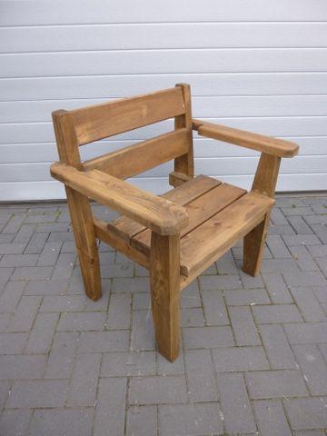 5-teilige Gartengarnitur Malibu Gartenmöbel Sitzgruppe massive Holzgarnitur 899€ – Bild 5