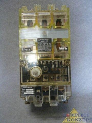 Klöckner Moeller Leistungsschalter NZMH9-250/ZM9-200 Hauptschalter