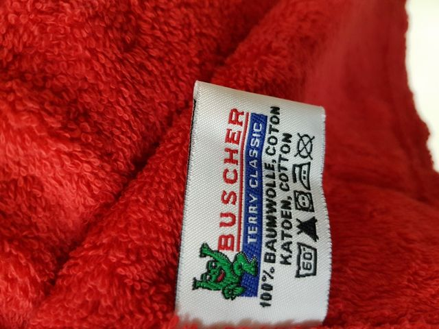 Premium Buscher Bademantel Kimono Kilt Unisex Baumwolle 380g/qm *UVP 119,90€ – Bild 12