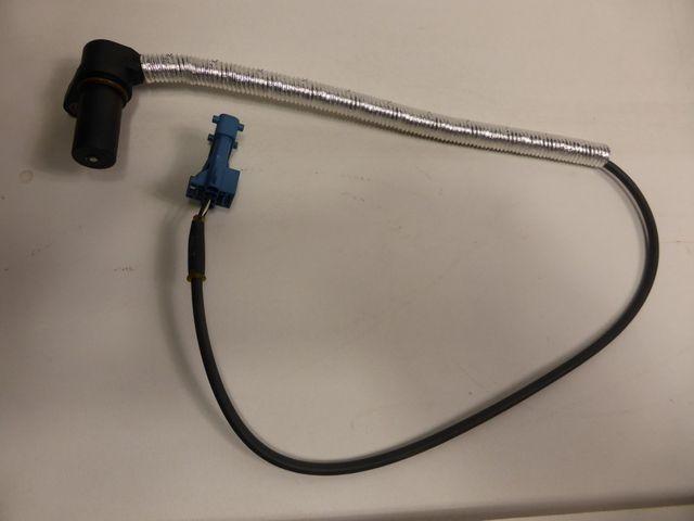 Opel GM Impulsgeber Kurbelwelle Kurbelwellensensor 9195885 SAAB 90490496 9185232 – Bild 1