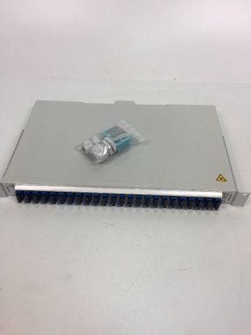 Lwl Telegärtner FO 19 Basis V 1HU 24x SC Duplex Pigtails E9/125 OS2 H02030E0034 – Bild 4