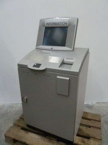 Wincor Nixdorf ProConsult 2000 Informationsterminal Info Terminal – Bild 1