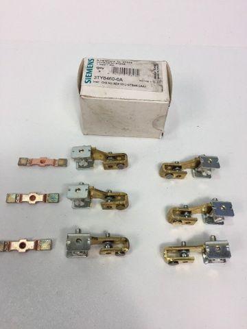 Siemens 3TY6460-0A 3ZX1012-0TB46-2AA1 Schaltstücke 1 Satz für Hauptschalt 3TB46 – Bild 1