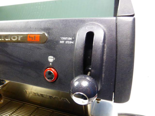 Faema E91 Ambassador SE A/3 Espressomaschine Kaffeemaschine – Bild 6