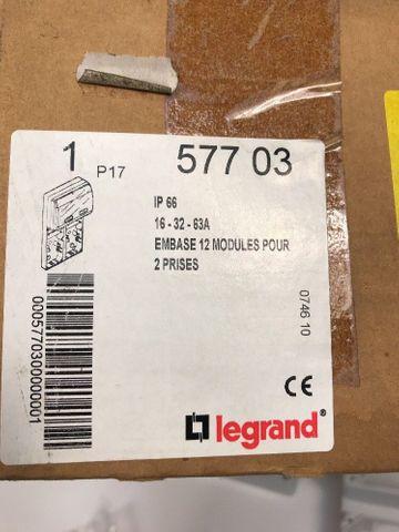 Legrand LE 57703 , 577 03, IP66, 12 Module – Bild 4