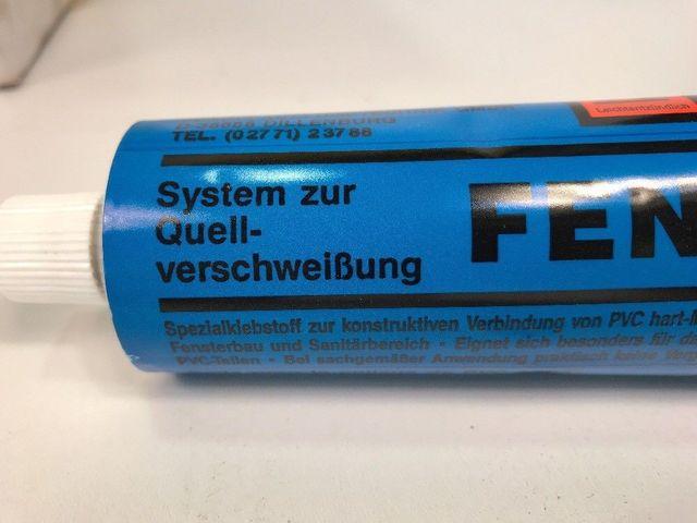 10 x Fenoplast-KF PVC Kleber Transparent Quellverschweißung Sorbex 9, 10x 200g – Bild 4