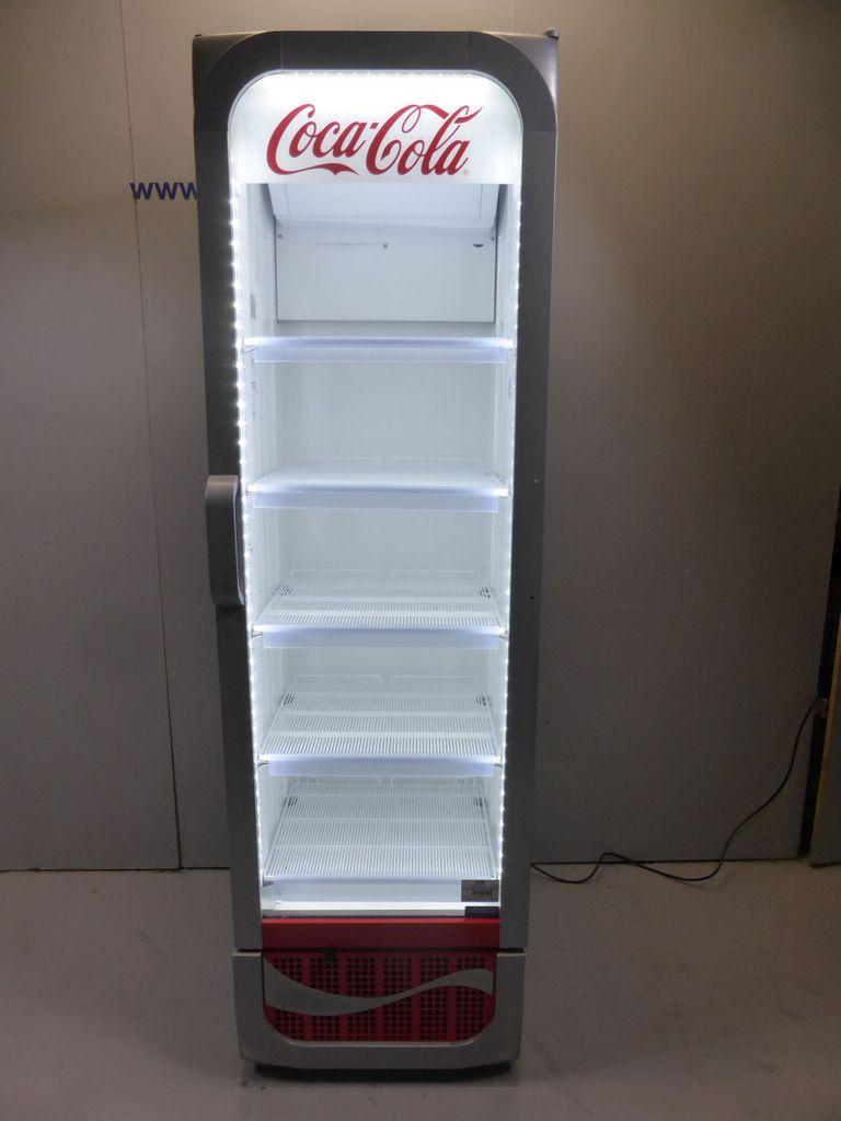 Frigoglass ICOOL-450L CocaCola Flaschenkühlschrank Kühlschrank | eBay