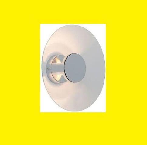 BRILLIANT City 30cm LED-Wandlampe Lampe Leuchte Wandleuchte Treppenhaus Chrom – Bild 2