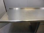 Polaris Kühltheke mit Arbeitsfläche 295cm KTAP03 4-türig Kühlschrank Gastronomie 003