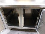 Polaris Kühltheke mit Arbeitsfläche 295cm KTAP03 4-türig Kühlschrank Gastronomie 007