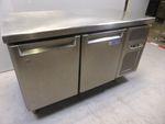 Afinox Gastro Tiefkühltisch Kühltisch Kühltheke digit. Anzeige -22°C Tiefkühlung 001