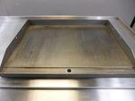 Edelstahl Grillplatte Griddleplatte Arbeitstisch Unterschränke Edelstahlplatte Gastro 004