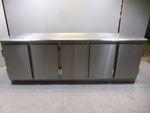 fri-jado GK-5 Kühltisch Kühltheke -22 Grad 2,50 Meter 002